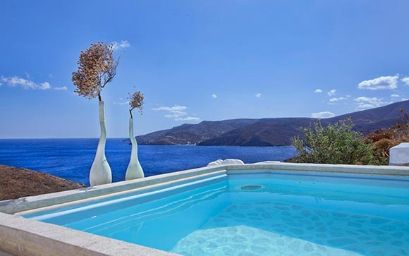 hotels astypalea dodekanisos - Mariakis Luxury Studios